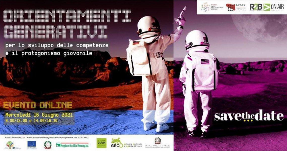 Evento online per lo sviluppo delle competenze dei giovani