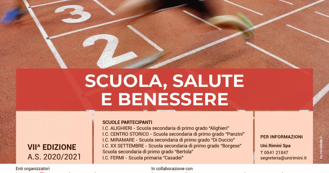 """""""Scuola, Salute e Benessere edizione 2020/2021"""""""