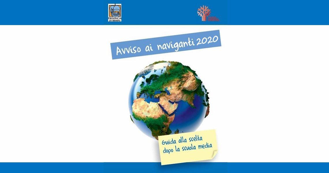 Avviso ai naviganti 2020