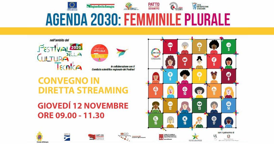 Femminile plurale | Agenda 2030