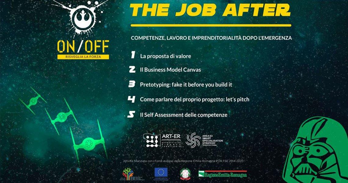 The Job After   Competenze, lavoro e imprenditorialità dopo l'emergenza