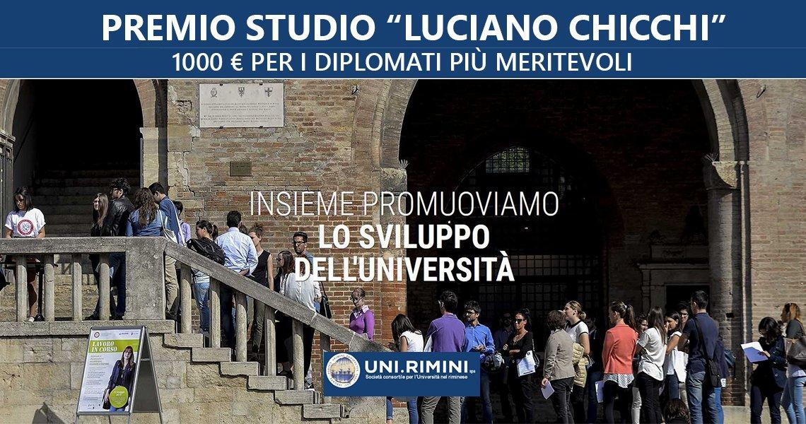 Borsa di studio di 1000 € per i migliori diplomati che vogliono iscriversi all'Università di Rimini