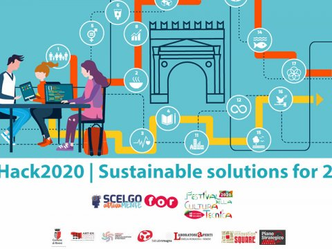 CityHack2020 | Sustainable solutions for 2030