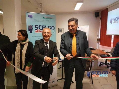 Inaugurazione dell'Info Point e Conferenza stampa