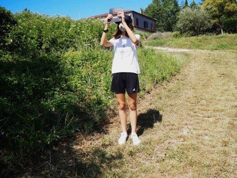 CAMPUS DELLE SCIENZE  E DELLE ARTI - Luglio 2020 - ENAIP (Santa Aquilina)