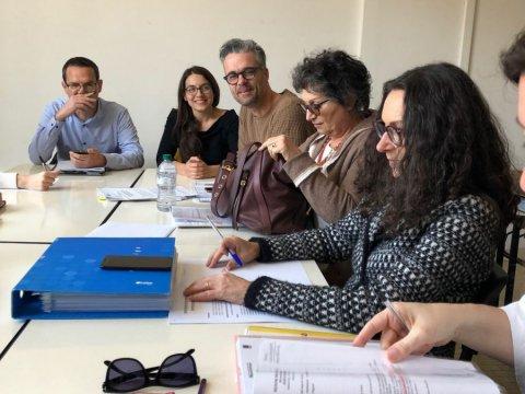 Il tavolo di coordinamento dei 10 enti si incontra per progettare gli eventi